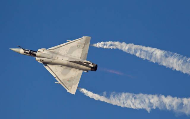 """تاليس تقوم بتوريد كل الحلول القتالية الإلكترونية لطائرات """"ميراج 2000-9"""""""