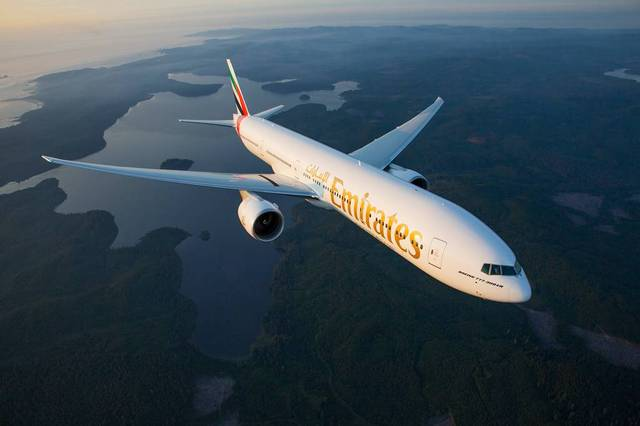 Emirates has already restored 90% of its network