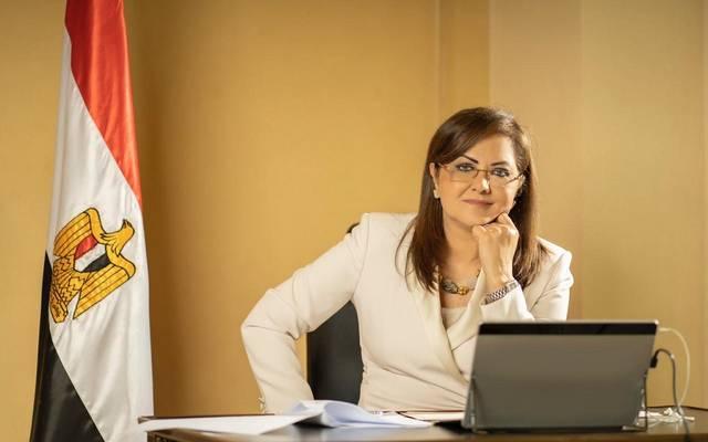 هالة السعيد وزيرة التخطيط المصرية - أرشيفية