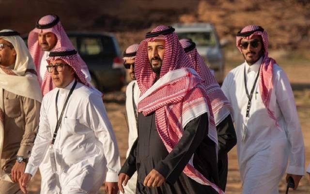 بالصور..الأمير محمد بن سلمان يُطلق محمية شرعان الطبيعية في العلا