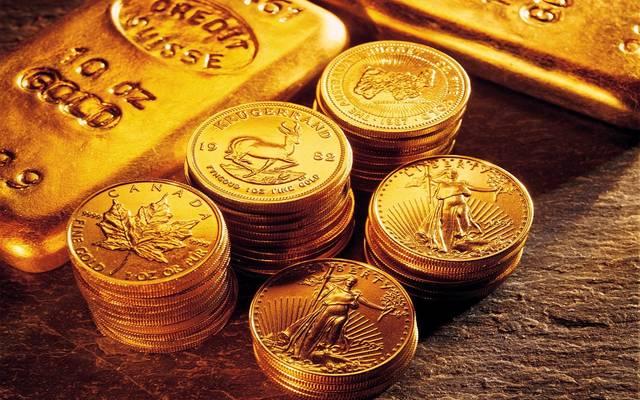 محدث.. الذهب يتهاوى 93 دولاراً عند التسوية مع مكاسب الأسهم
