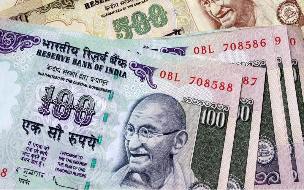 """""""بنك.أوف.أمريكا"""": عملة الهند تمتلك مساحة كبيرة للارتفاع"""