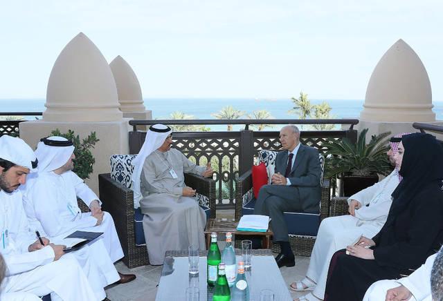 صور.. الإمارات تعزز التعاون الاقتصادي مع كوستاريكا وفرنسا
