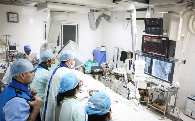 المناقصة تتعلق بتقديم خدمات التأمين الصحي للمواطنين المتقاعدين بالكويت