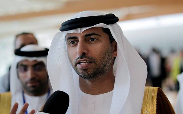 Emirate's minister of energy Suhail Al Mazrouei