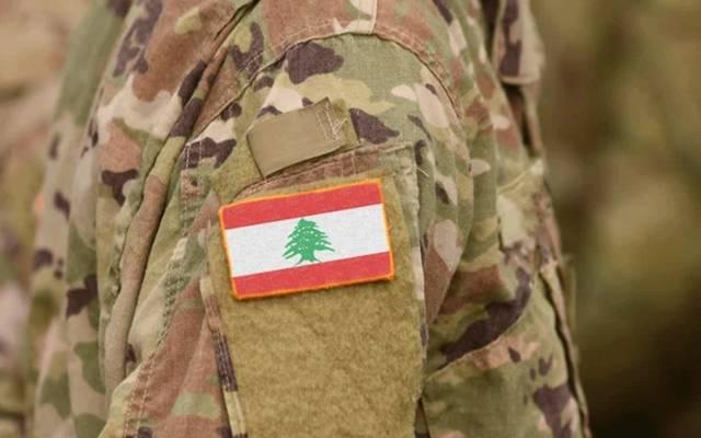 جندي تابع للجيش اللبنان الذي انتشر منعا لتكرار اشتباكات اليوم