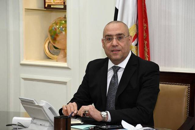 Minister of Housing, Assem El-Gazzar