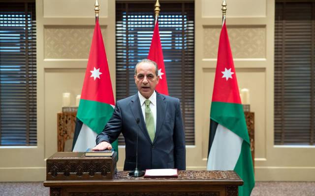 وزير الإدارة المحلية الأردني وليد محي الدين المصري