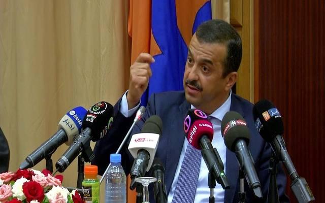 وزیر الطاقة الجزائري محمد عرقاب