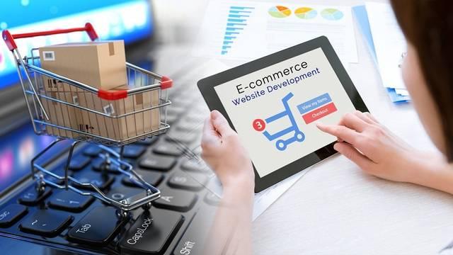 صورة تعبيرية عن التسوق الإلكتروني
