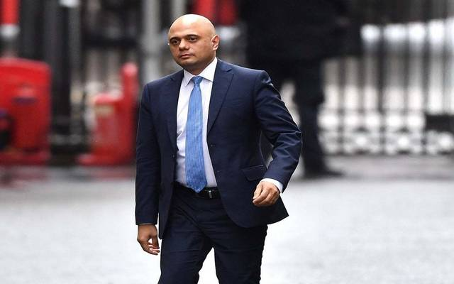 استقالة مفاجئة لوزير المالية البريطاني بعد خلافات مع جونسون