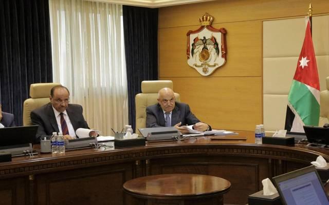 مجلس وزراء الأردن