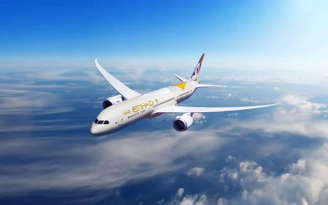 طيران الاتحاد تنقل 3ملايين مسافر بين الكويت وأبوطبي منذ 2006
