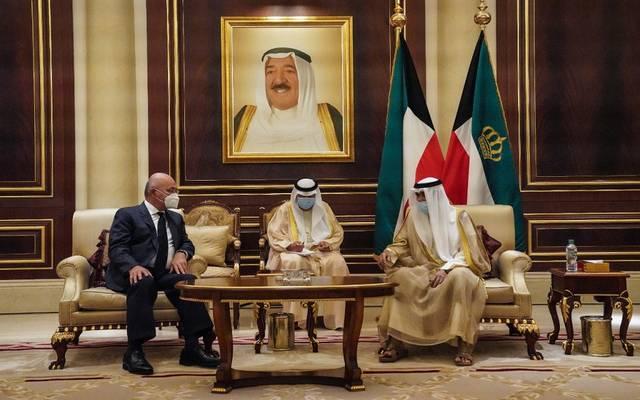 الرئيس العراقي يقدم التعازي إلى أمير الكويت بوفاة أمير البلاد الشيخ صباح الأحمد الجابر الصباح