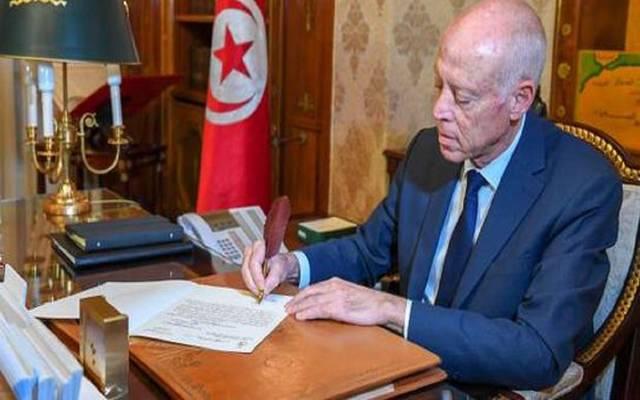 قيس سعيد رئيس تونس