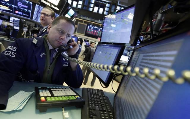 """الأسهم الأمريكية ترتفع بالمستهل مع بيانات اقتصادية وتصريحات """"باول"""""""