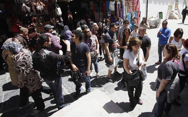 4.68 مليون سائح يزورون تونس منذ بداية العام