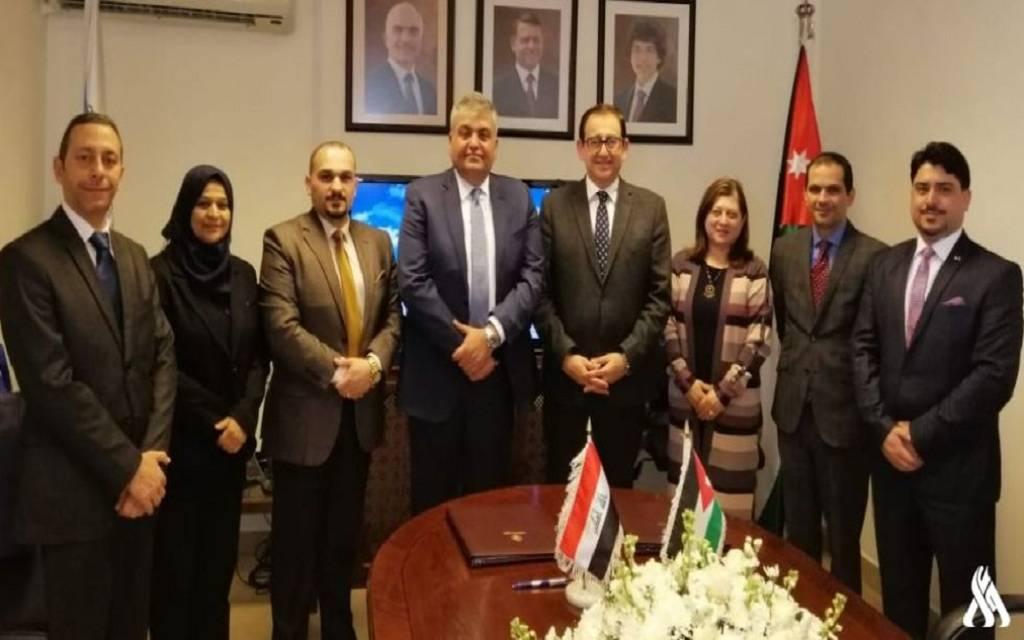 Iraqi airline signs memorandum with Jordan to increase flights 1024