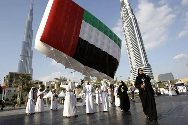 الإمارات الأولى إقليمياً على مؤشر الشهرة