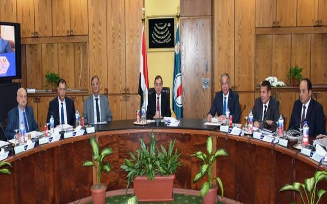 المصرية للغازات تستهدف تنفيذ مشروعين خلال عامين