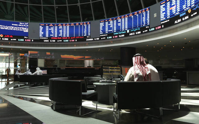 قاعة التداول في بورصة البحرين