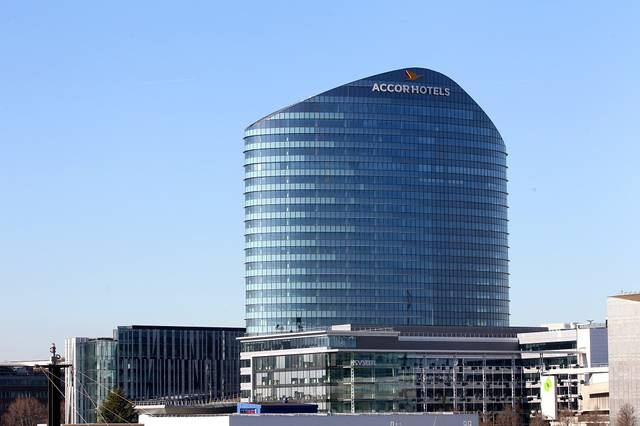 AccorHotels currently has more than 100 hotels in the MENA region
