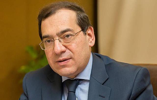 وزير البترول والثروة المعدنية المصري طارق الملا