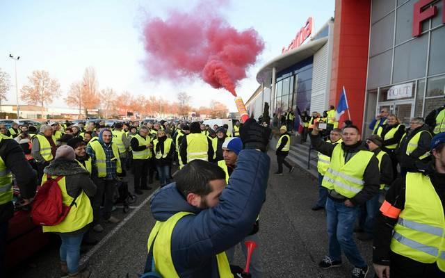 فرنسا: لا نية لفرض ضرائب جديدة على الوقود في 2019