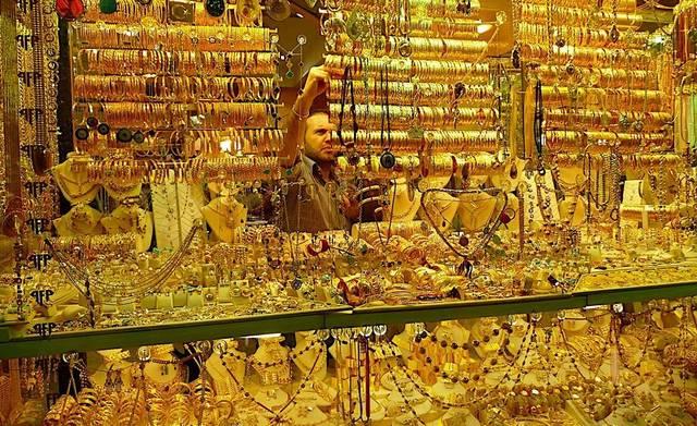 أسعار الذهب في مصر تتراجع 11 جنيهاً.. اليوم الأحد