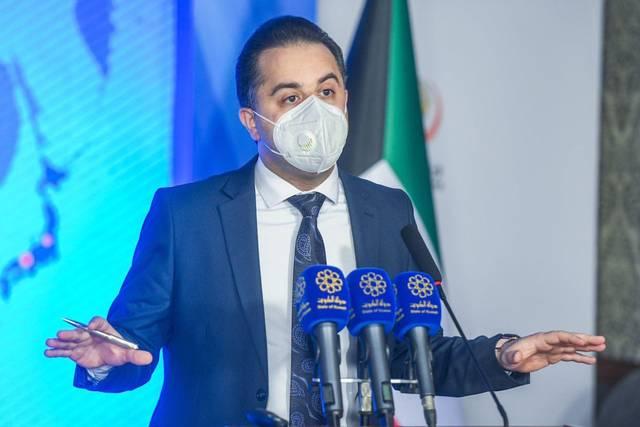 المتحدث الرسمي باسم وزارة الصحة الكويتية عبدالله السند