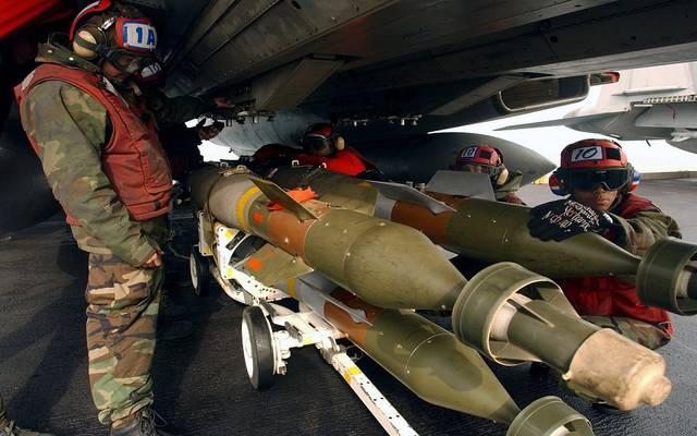 واشنطن توافق على بيع معدات عسكرية للإمارات وقطر بـ467مليون دولار