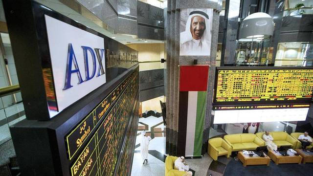 ADX's general index  gained 0.42% or 20.96 points to close at 4,967.77 points in a week