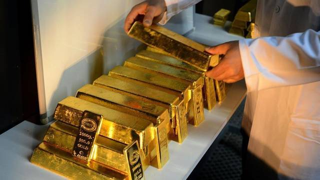 Gold rises at Tuesday's settlement