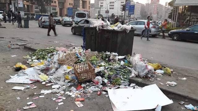 New app to manage Egypt's chronic street garbage