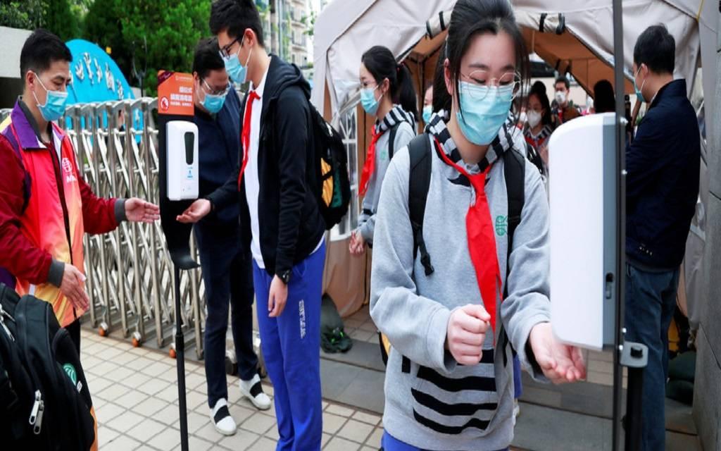 توسع النشاط الخدمي في الصين لأول مرة في 4 أشهر