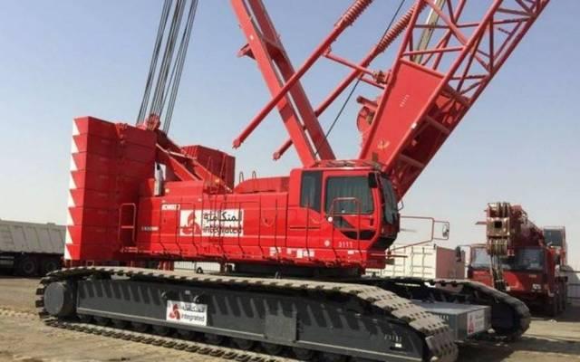 """إحدى المعدات التابعة لـ """"المتكاملة"""" الكويتية"""