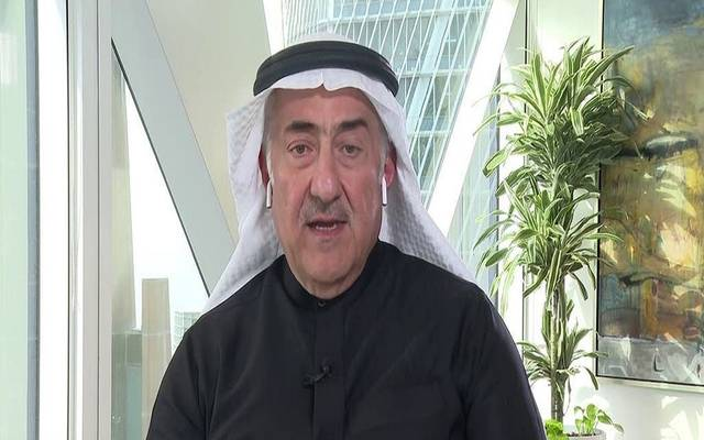 رئيس مجلس إدارة مجموعة سامبا المالية عمار الخضيري