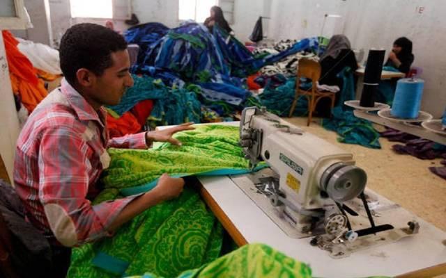 التصديري المصري:259 مليون دولار صادرات الملابس الجاهزة في شهرين