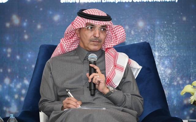 وزير المالية السعودي محمد بن عبدالله الجدعان - أرشيفية