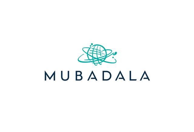 شعار شركة مبادلة للاستثمار