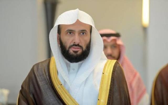 وزير العدل السعودي الشيخ وليد بن محمد الصمعاني
