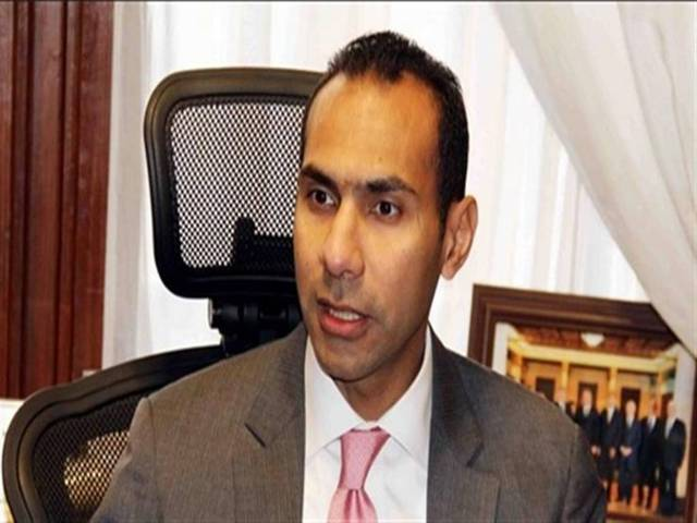 Vice chairman of Banque Misr Akef El Maghraby