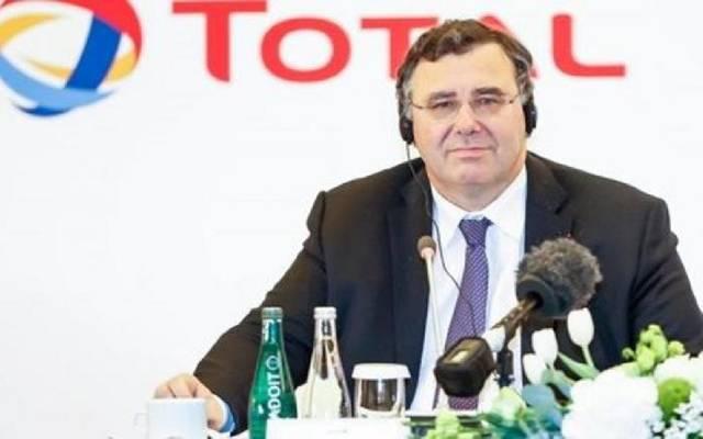 """""""توتال"""" تعتزم التوسع في استكشاف النفط والاستثمار بالبتروكيماويات في مصر"""