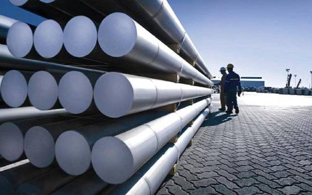 أعمال شركة الإمارات العالمية للألمنيوم