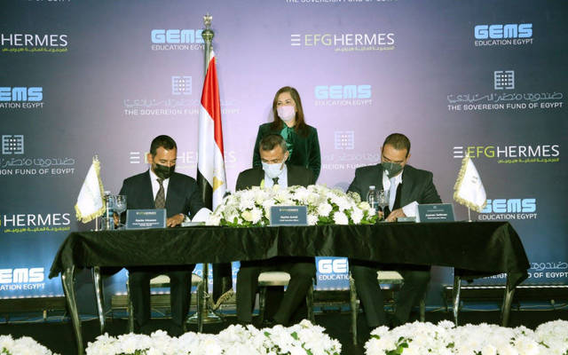 GEMS Egypt will develop and operate two schools in west Cairo