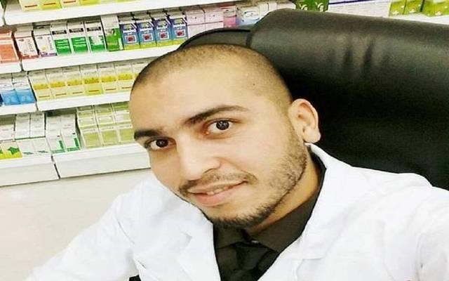 المواطن المصري أحمد طه المنخلى