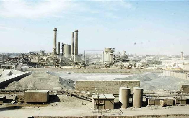 إحدى المشروعات الصناعية المصرية