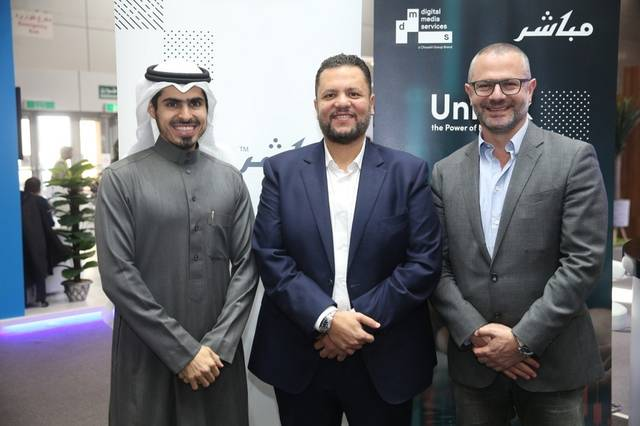 Khalid Al Ballaa, Assem El-Bassal, and Michel Malkoun
