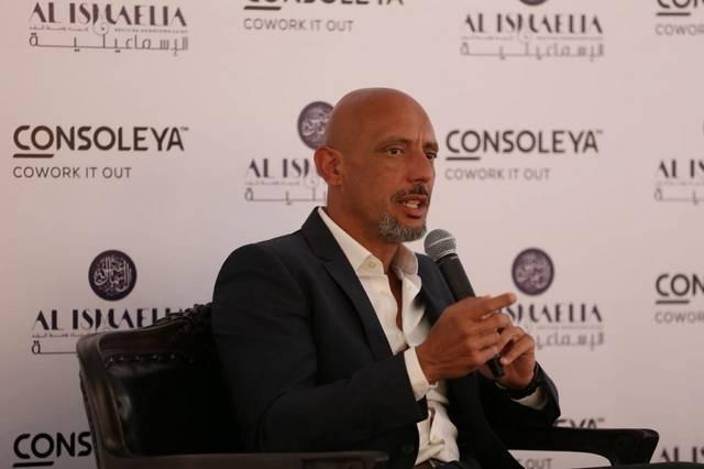 كريم شافعي الشريك المؤسس ورئيس مجلس الإدارة والعضو المنتدب لشركة الإسماعيلية للاستثمار العقاري