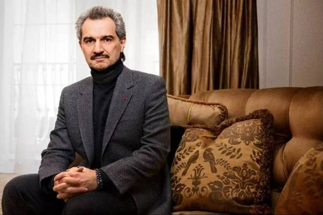 Saudi Prince Alwaleed bin Talal is rumoured to be selling his hotels in Beirut
